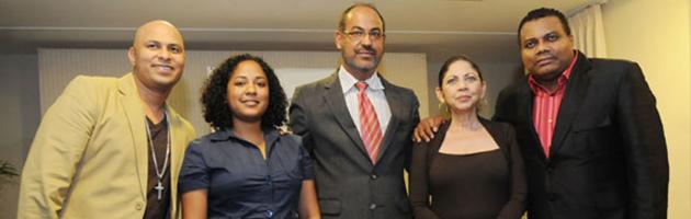 Acroarte realizó conversatorio merengue urbano Orígenes y desarrollo
