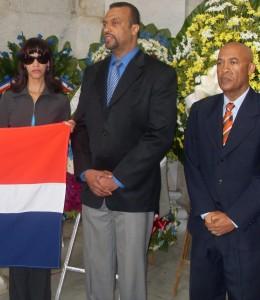 Wanda Sanchez, Feliz Vinicio Lora, Carlos T. Martinez