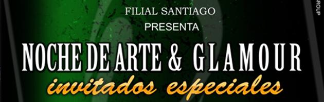 Santiago disfrutará de una noche de arte y glamour