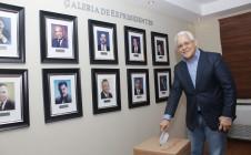 Elecciones ACROARTE 2013