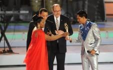 Bonny Cepeda en Premios Soberano 2014