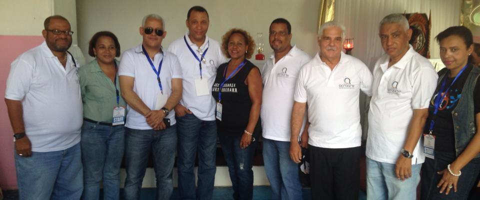 Acroarte con la comunidad en Santiago