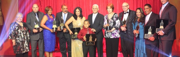 Acroarte celebró con éxito Premio al Mérito Periodístico 2015