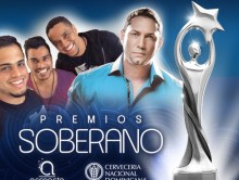 Premios Soberano presentará musical cristiano con Marcos Yaroide y Barak