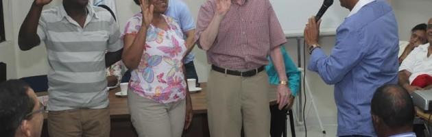 Acroarte escoge Junta de Elecciones 2015