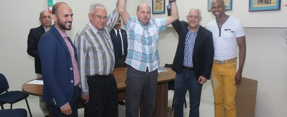 Jorge Ramos es electo presidente de Acroarte