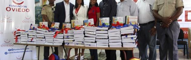 Acroarte y Fundación Oviedo realizan primer operativo