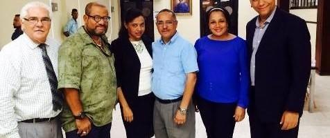 ACROARTE FILIAL SANTIAGO ANALIZA EL MERENGUE