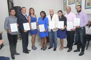 acroarte 2013-215 reconocimientos