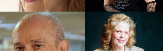 Premio Acroarte al Merito Periodístico reconoce a cinco figuras del arte y la comunicación