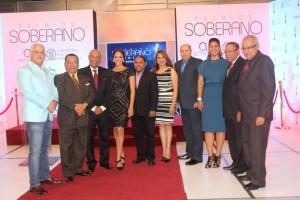 Periodistas nominan soberano 2016