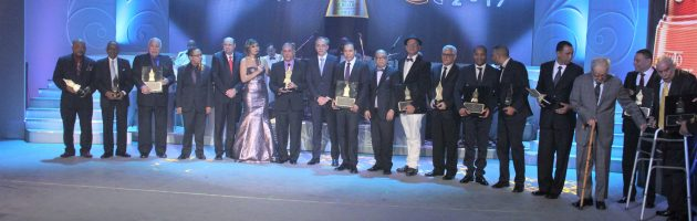 Gala del Premio Acroarte al Mérito Periodístico 2017