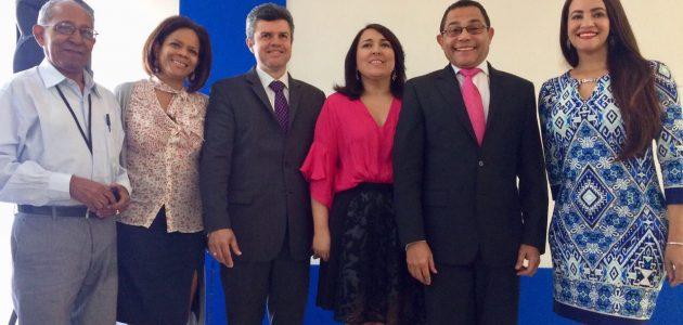 """Comisión de Acroarte participa en taller """"Impacto de la formación técnico profesional desde el enfoque periodístico"""" del INFOTEP"""