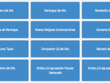 Premios Soberano invita al público a nominar artistas para la edición de 2018