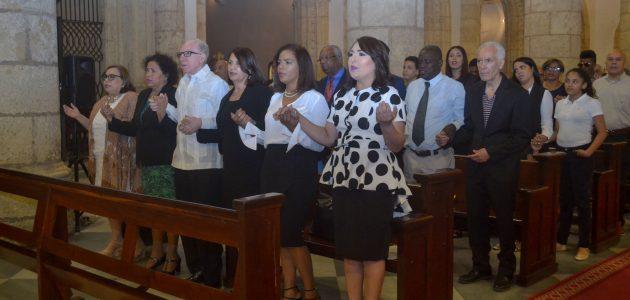 Acroarte celebra Misa de Acción de Gracias por sus 34 años de fundación