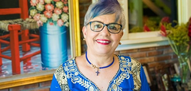 Acroarte dedica gala Premio al Mérito a folklorista Xiomarita Pérez
