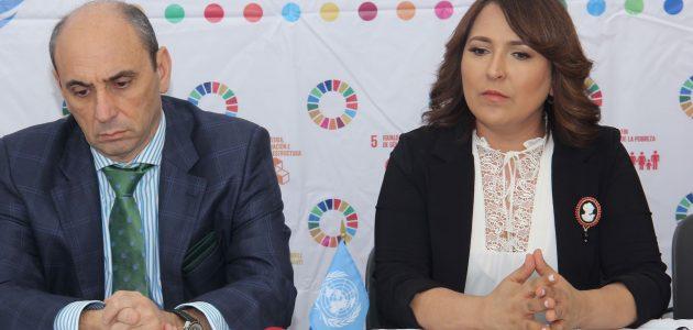 Acroarte se une al trabajo de agenda Arte2030 firmando alianza con la Comisión ODS