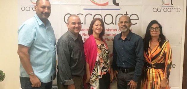 Julio Martínez inaugura en Miami oficina para filial de Acroarte en Florida