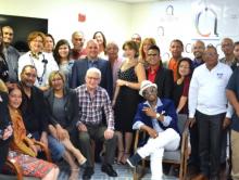 Acroarte Florida celebra encuentro fraternal por el Día Internacional del Músico