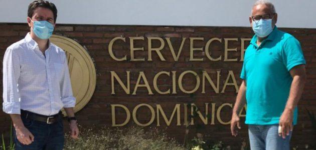 Acroarte entrega ayuda junto a Cervecería Nacional Dominicana y el MIDE
