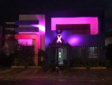 ACROARTE respalda campaña en lucha contra el cáncer de mama