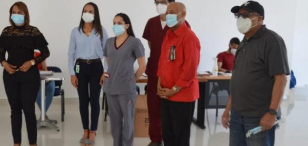 Acroarte y MSP realizan exitosa jornada de pruebas PCR gratis para los cronistas y su familia