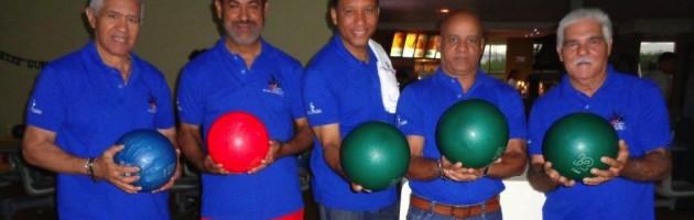 Filial de Santiago inicia competencias en torneo de boliche