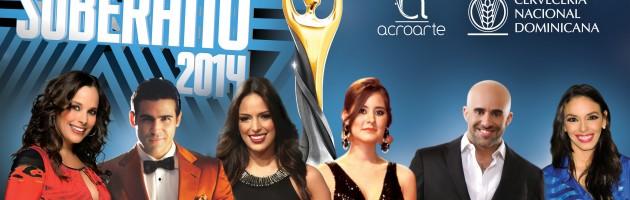 Presentadores Alfombra Roja de Premios SOberano