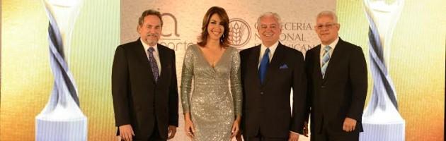 Cuquín y Mariasela son los presentadores de Premios Soberano 2015