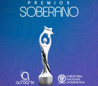 Acroarte anuncia nominados a Premios Soberano 2016