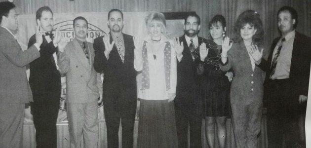 La historia de la filial de Nueva York inició en el 1993