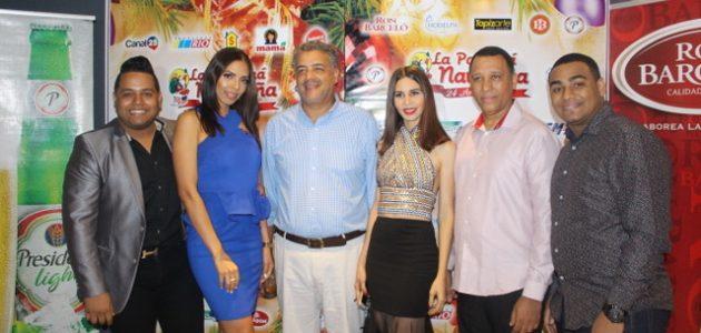 Ney Zapata celebra en grande su programa «La Pacochá Navideña»