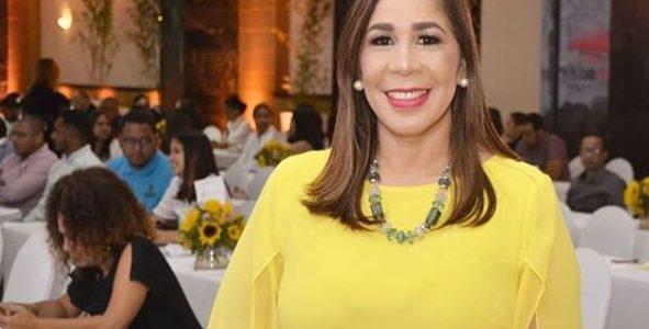 Grisbel Medina -Presidenta