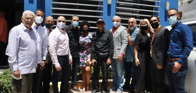 Acroarte designa salones de la Casa Nacional exaltando a expresidentes y miembros fundadores