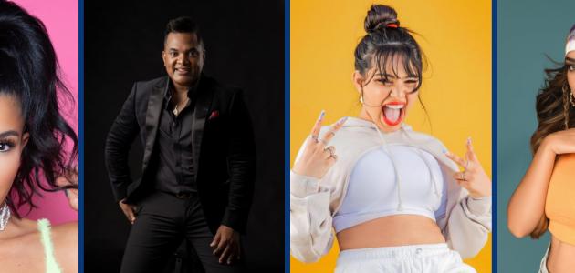 El Pre-Show se viste de colores musicales  en Premios Soberano 2021
